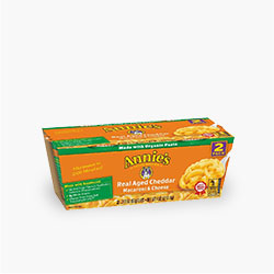 Annie's Real Aged Cheddar Macaroni & Cheese
